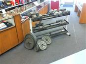 Exercise Equipment WEIGHT SET